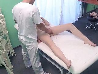 Fake Doctor Fucks her  18 Teen Patient >7 min
