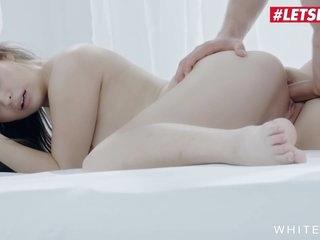 Jenny Ferri Big Ass Russian Teen Romantic Sex With Her Boyfriend - Kristof Cale