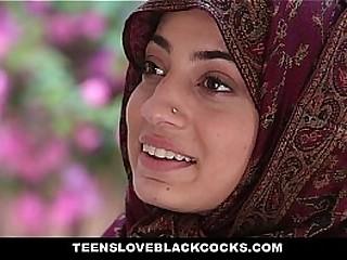 TLBC - Muslim Girl Fucked by Big Black Cock