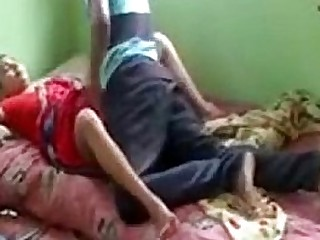 Indian porn tube of sinless cutie with neighbour