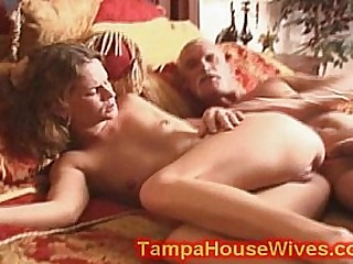 Teen wife USED by her DIRTY DADDY