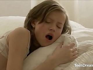 Cute Teen Girl Enjoys Fucked Hard